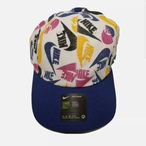 Nike Heritage 86 Nike Logo All Over Hat CU6356-101